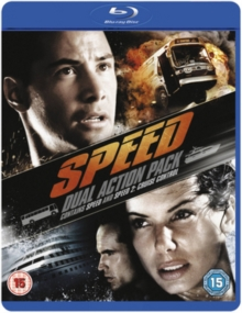 Speed/Speed 2 - Cruise Control, Blu-ray
