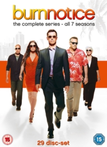 Burn Notice: The Complete Series, DVD  DVD