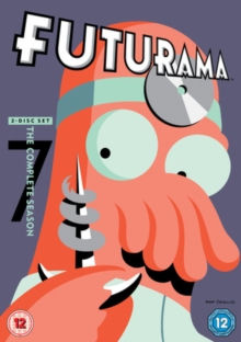 Futurama: Season 7, DVD