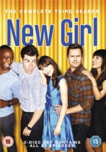 New Girl: Season 3, DVD