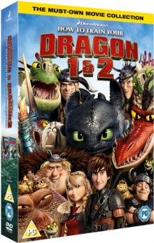 How to Train Your Dragon/How to Train Your Dragon 2, DVD