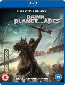 Dawn of the Planet of the Apes, Blu-ray