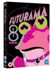 Futurama: Season 8, DVD  DVD