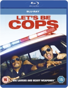 Let's Be Cops, Blu-ray