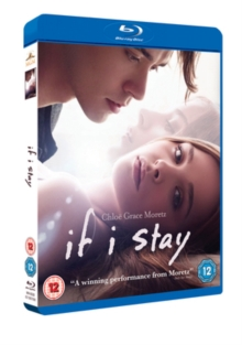 If I Stay, Blu-ray