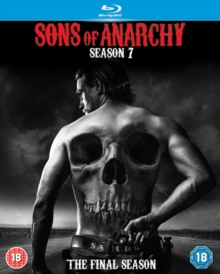 Sons of Anarchy: Complete Season 7, Blu-ray