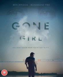 Gone Girl, Blu-ray  BluRay