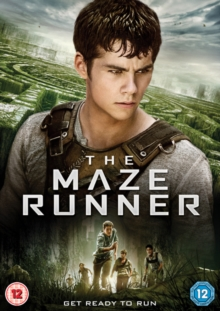 The Maze Runner, DVD