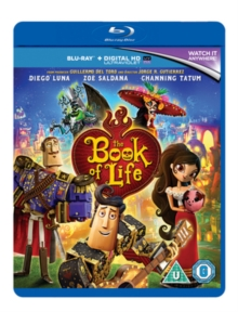 The Book of Life, Blu-ray