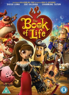 The Book of Life, DVD DVD