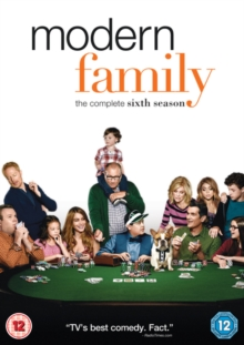 Modern Family: The Complete Sixth Season, DVD