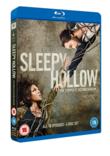 Sleepy Hollow: The Complete Second Season, Blu-ray