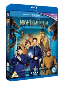 Night at the Museum 3 - Secret of the Tomb, Blu-ray  BluRay