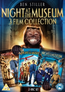 Night at the Museum/Night at the Museum 2/Night at the Museum 3, DVD