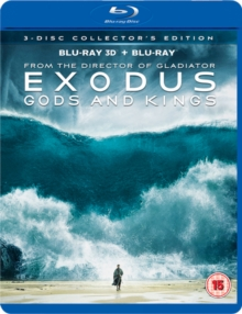 Exodus - Gods and Kings, Blu-ray  BluRay