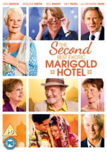 The Second Best Exotic Marigold Hotel, DVD