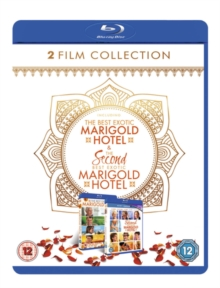 The Best Exotic Marigold Hotel/The Second Best Exotic Marigold..., Blu-ray