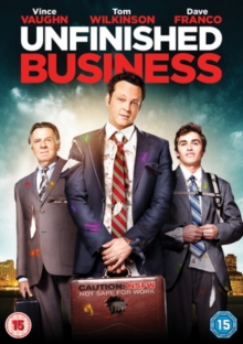 Unfinished Business, DVD