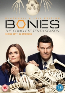 Bones: The Complete Tenth Season, DVD