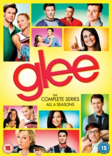 Glee: Seasons 1-6, DVD  DVD