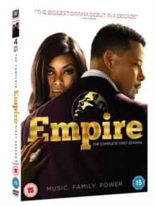Empire: The Complete First Season, DVD DVD