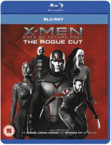 X-Men: Days of Future Past - The Rogue Cut, Blu-ray