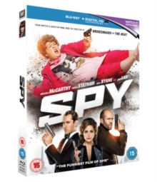 Spy - Extended Cut, Blu-ray  BluRay
