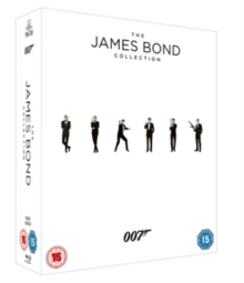 The James Bond Collection, Blu-ray