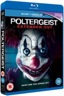 Poltergeist: Extended Cut, Blu-ray
