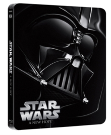 Star Wars Episode IV - A New Hope, Blu-ray