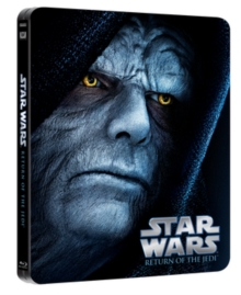 Star Wars Episode VI - Return of the Jedi, Blu-ray