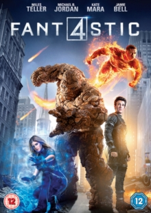 Fantastic Four, DVD  DVD