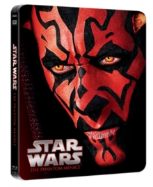 Star Wars Episode I - The Phantom Menace, Blu-ray