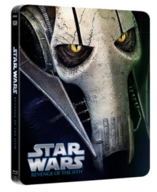 Star Wars Episode III - Revenge of the Sith, Blu-ray