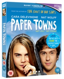Paper Towns, Blu-ray