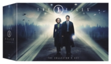 The X Files: Complete Seasons 1-9, Blu-ray