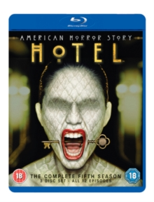 American Horror Story: Hotel - The Complete Fifth Season, Blu-ray
