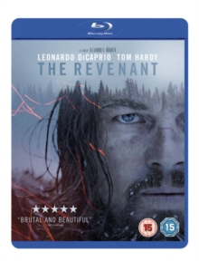 The Revenant, Blu-ray