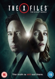 The X-Files: The Event Series, DVD