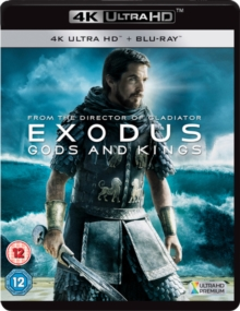 Exodus - Gods and Kings, Blu-ray