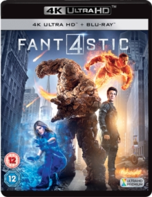Fantastic Four, Blu-ray
