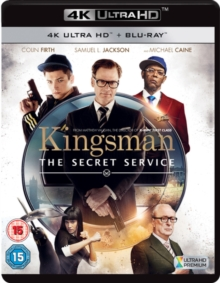 Kingsman: The Secret Service, Blu-ray