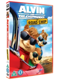 Alvin and the Chipmunks: Road Chip, DVD