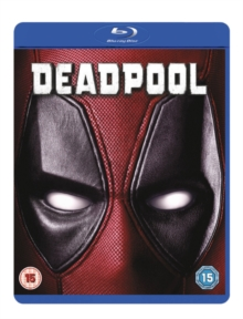 Deadpool, Blu-ray BluRay