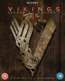 Vikings: Season 4 - Volume 1, Blu-ray