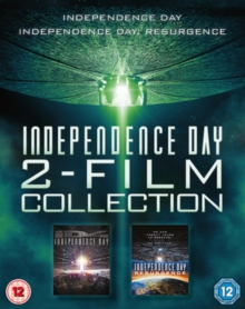 Independence Day 2 Film Collection, Blu-ray