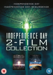 Independence Day 2 Film Collection, DVD DVD
