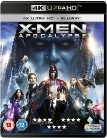 X-Men: Apocalypse, Blu-ray