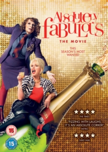 Absolutely Fabulous: The Movie, DVD DVD