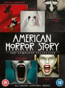 American Horror Story: The Complete Collection, DVD